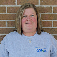 Tracey Anglin : ReStore Manager